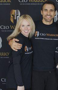 Caroline Moriarty - CEO Warrior Team