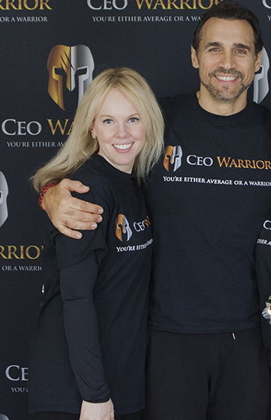 Caroline Moriarty - CEO Warrior Team
