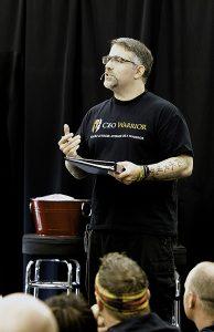 Mike Agugliaro - CEO Warrior Founder