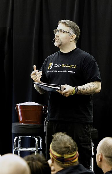 Mike Agugliaro - CEO Warrior Founder