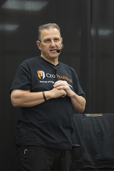 Rob Zadotti - CEO Warrior Founder