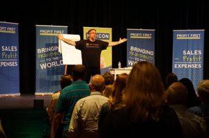 Mike Agugliaro CEO Warrior at Profitcon